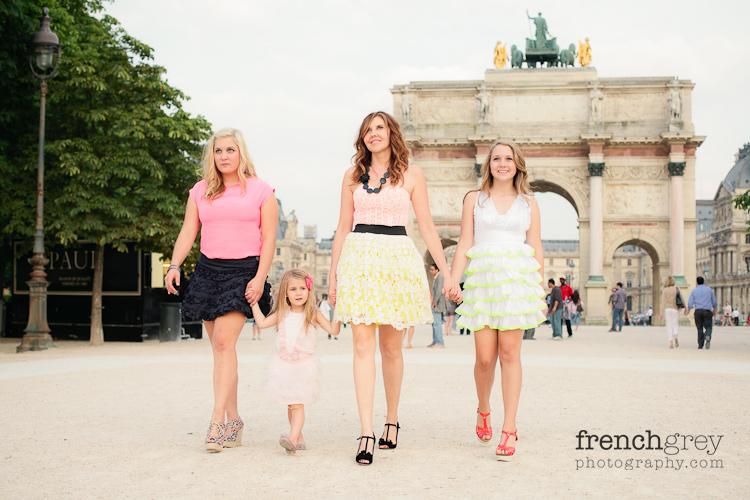 Family Portrait French Grey Photography Pamela sneak