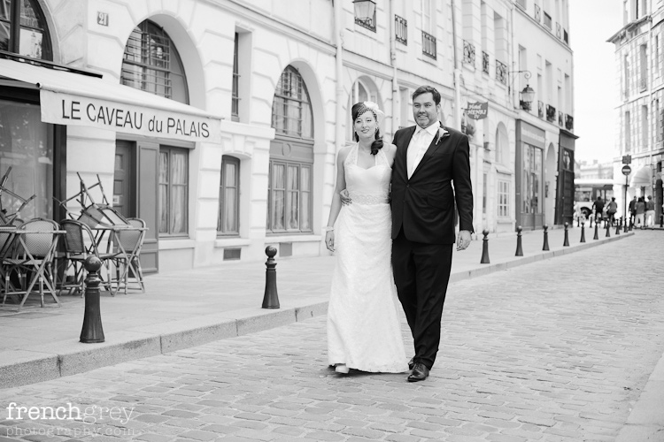 Wedding French Grey Photography Narelle John 80