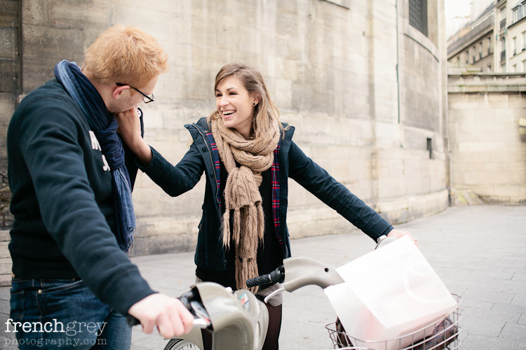 Engagment French Grey Photography Aurelie 015