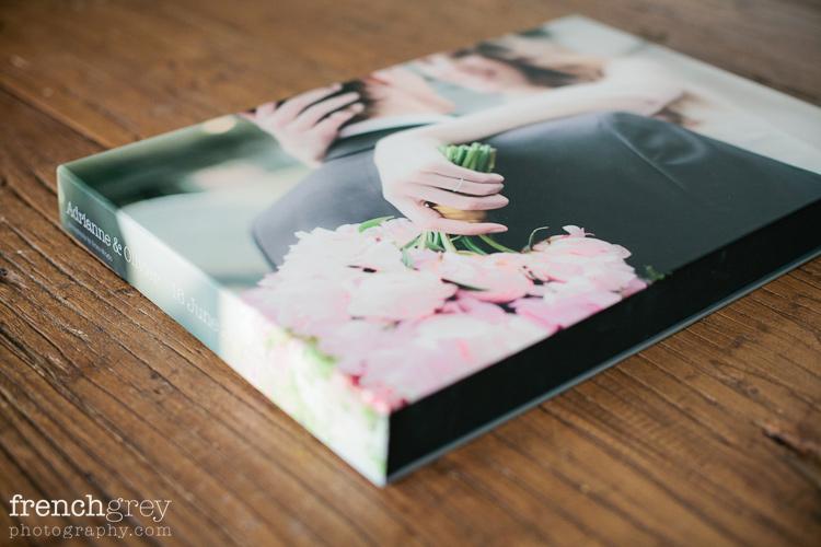 Wedding album French Grey Photography 001