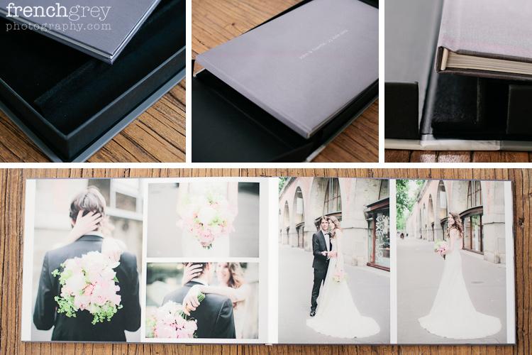 Wedding album French Grey Photography 006