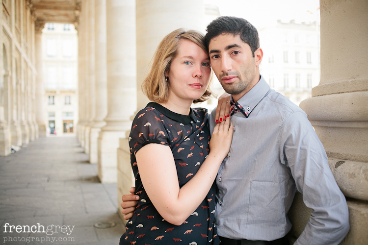 Engagement Bordeaux French Grey Photography Lise 007
