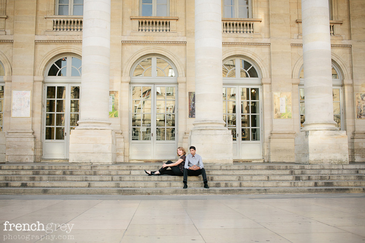 Engagement Bordeaux French Grey Photography Lise 012
