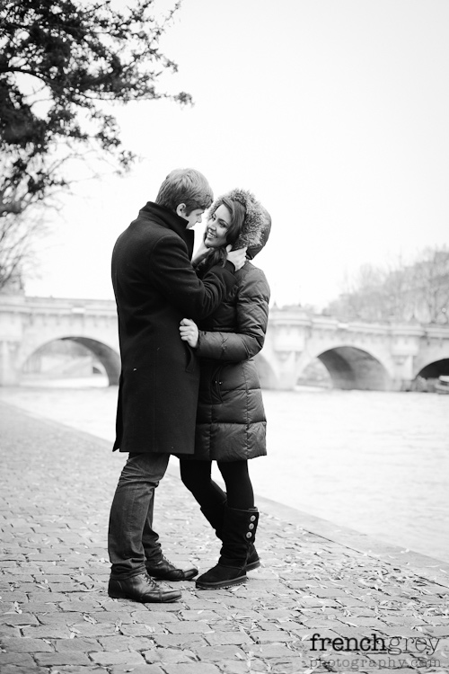 Engagement Paris French Grey Photography Valery 014