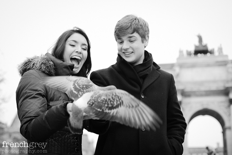 Engagement Paris French Grey Photography Valery 025