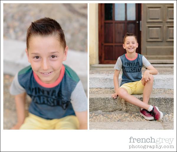 Professional photographer Corsica