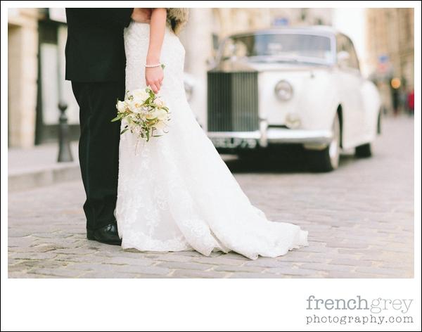 elopement Paris package