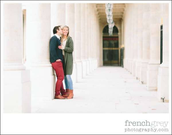 French Grey Photography Engagement Paris 025
