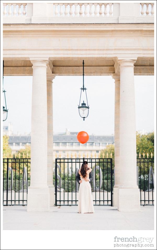 French Grey Photography Pre wedding Paris 056
