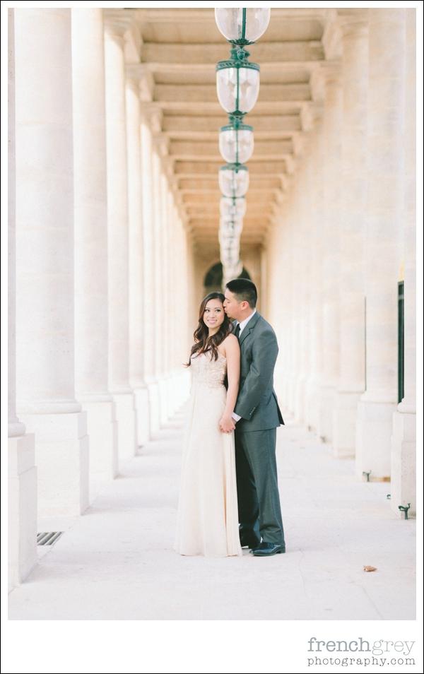 French Grey Photography Pre wedding Paris 058