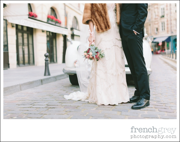 French Grey Photography by Brian Wright Elopement 099