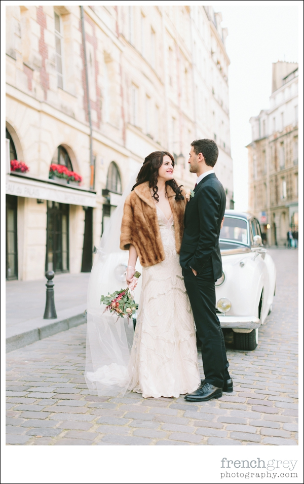 French Grey Photography by Brian Wright Elopement 102