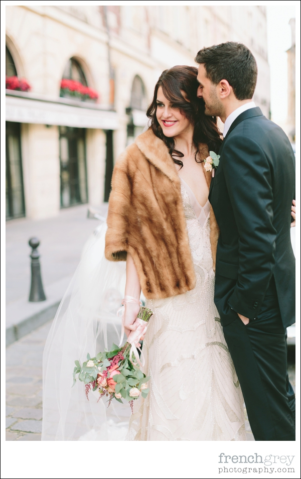 French Grey Photography by Brian Wright Elopement 103