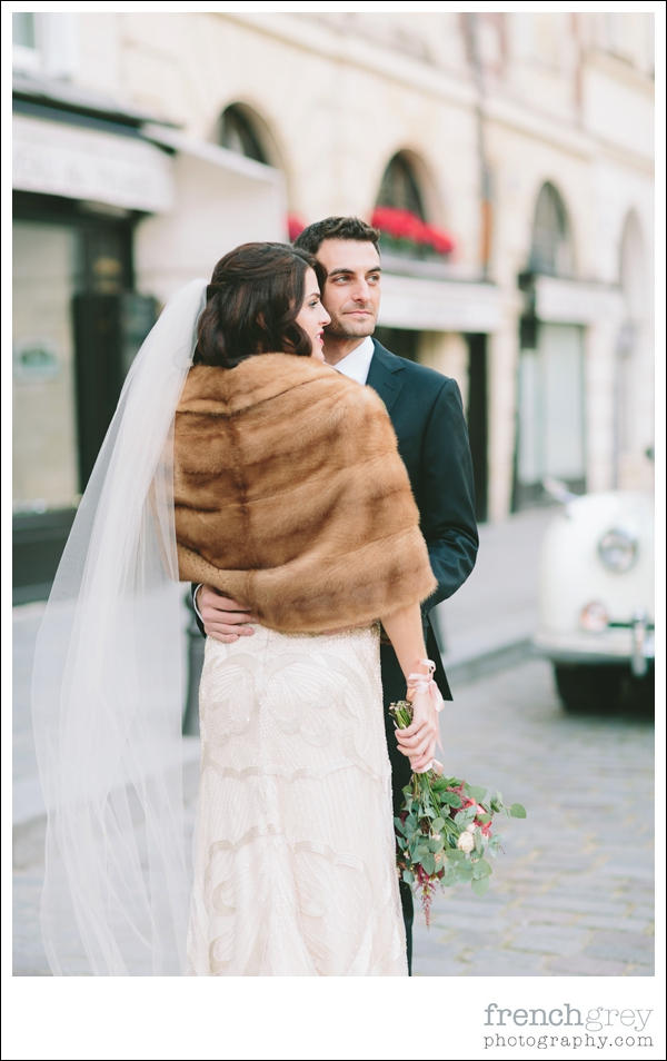 French Grey Photography by Brian Wright Elopement 133