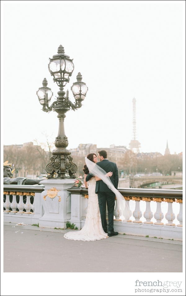 French Grey Photography by Brian Wright Elopement 146