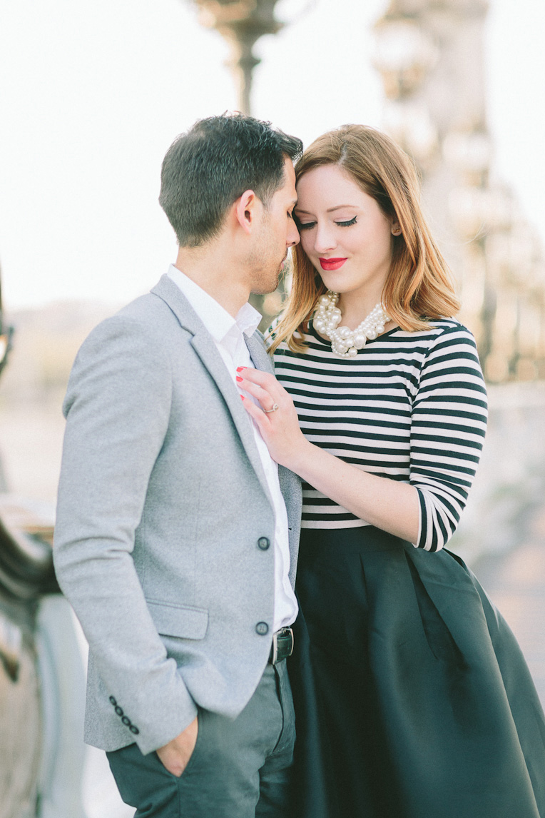 Paris Engagement by French Grey Photography 023