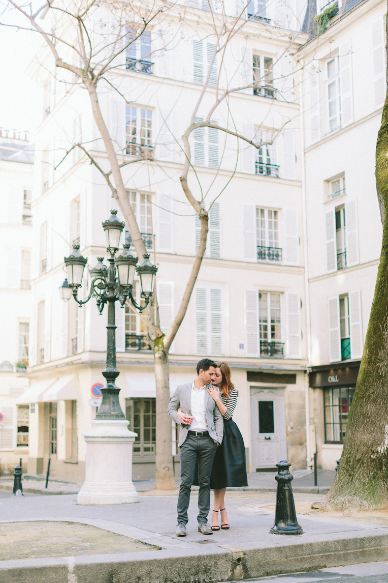 Paris Engagement by French Grey Photography 029