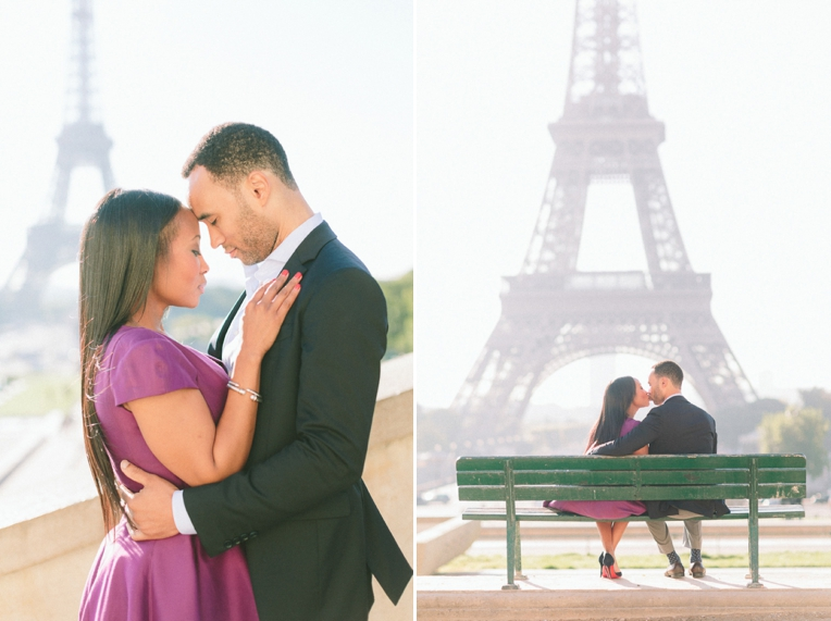 Paris Engagement French Grey Photography 005