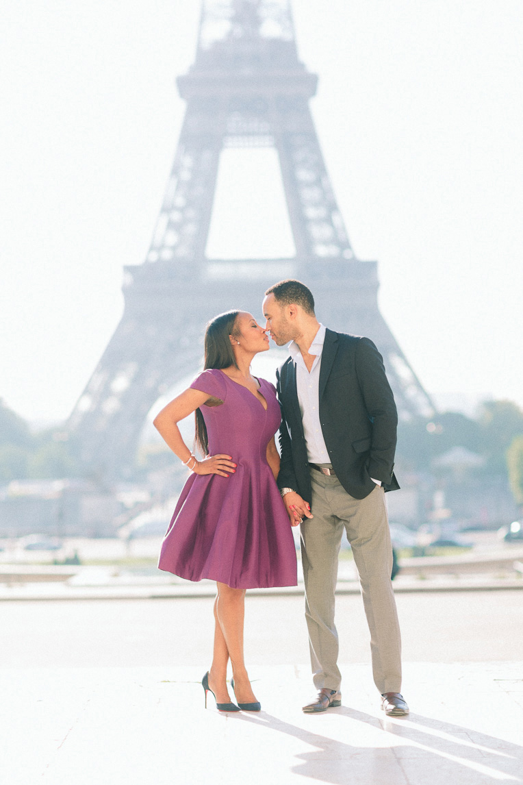 Paris Engagement French Grey Photography 019