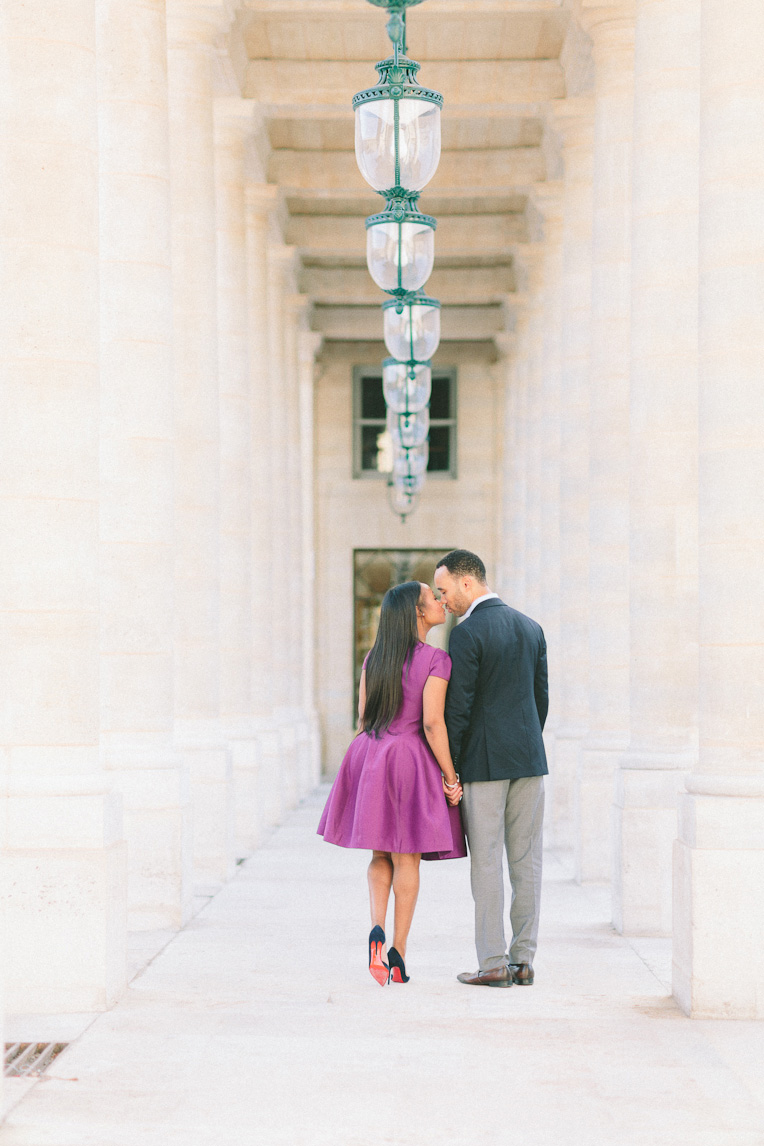 Paris Engagement French Grey Photography 051