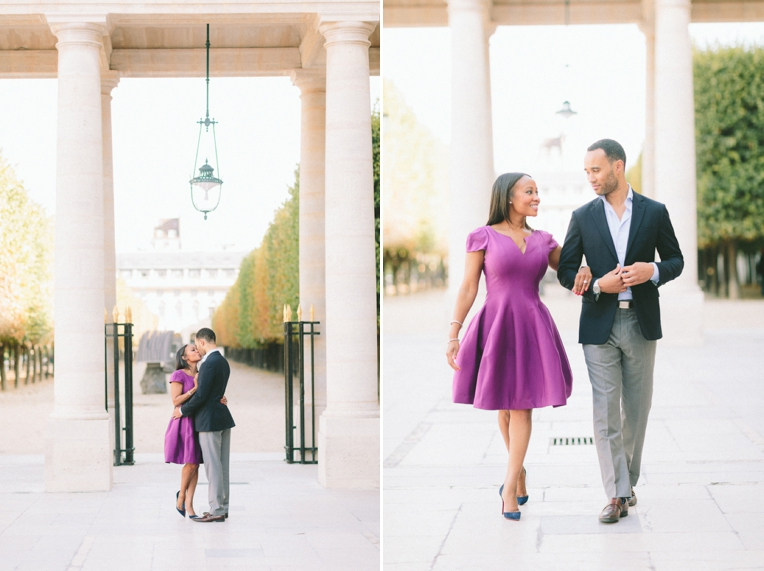 Paris Engagement French Grey Photography 058