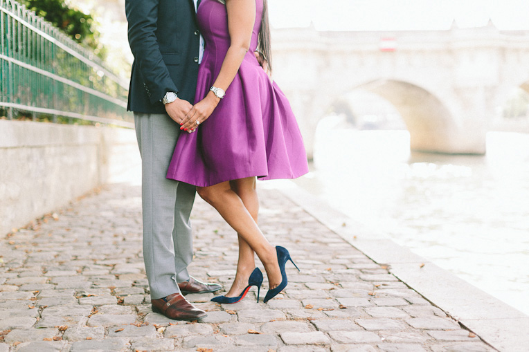 Paris Engagement French Grey Photography 082