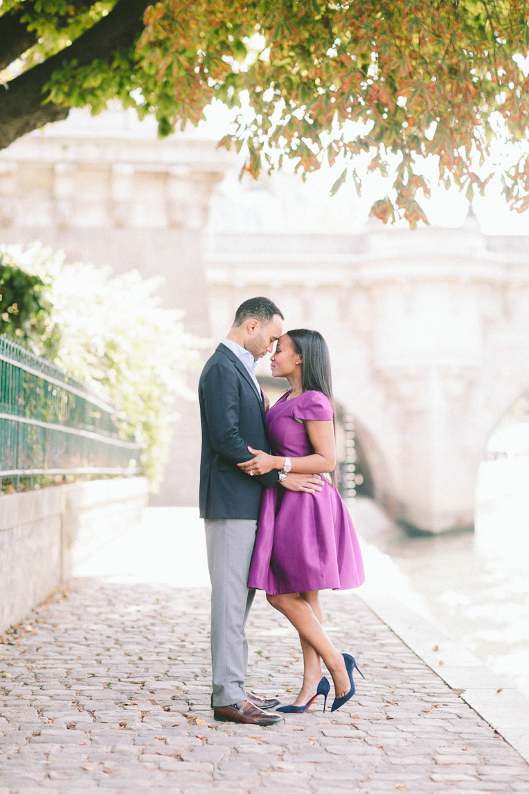 Paris Engagement French Grey Photography 085