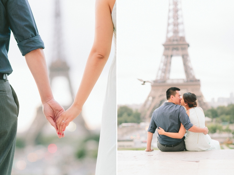 Paris engagement French Grey Photography 010