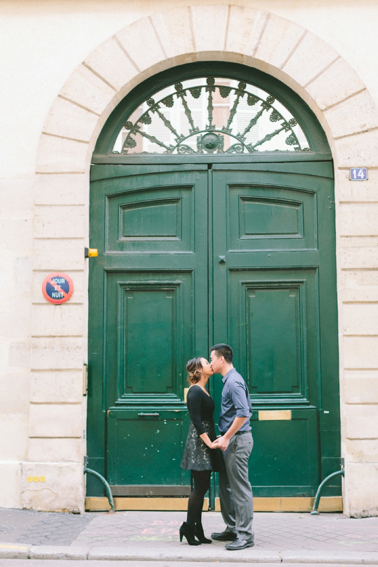 Paris engagement French Grey Photography 062