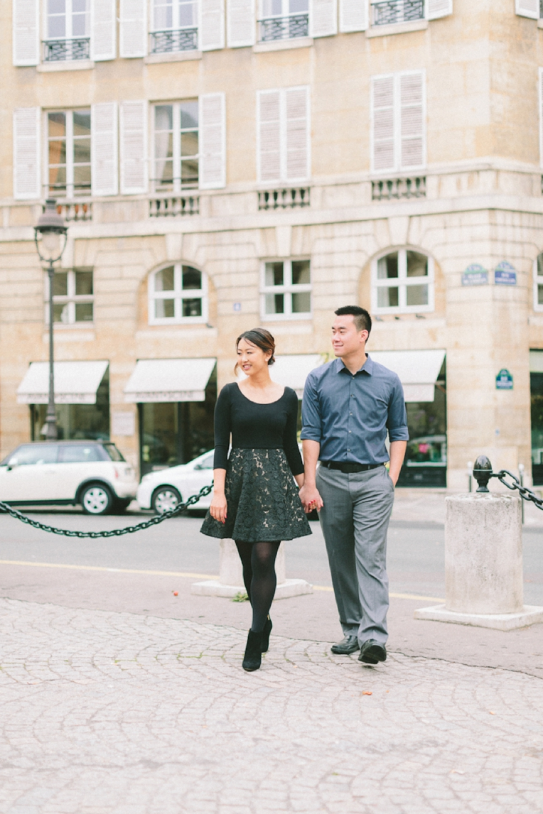Paris engagement French Grey Photography 064