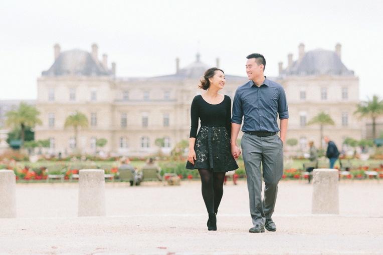 Paris engagement French Grey Photography 096