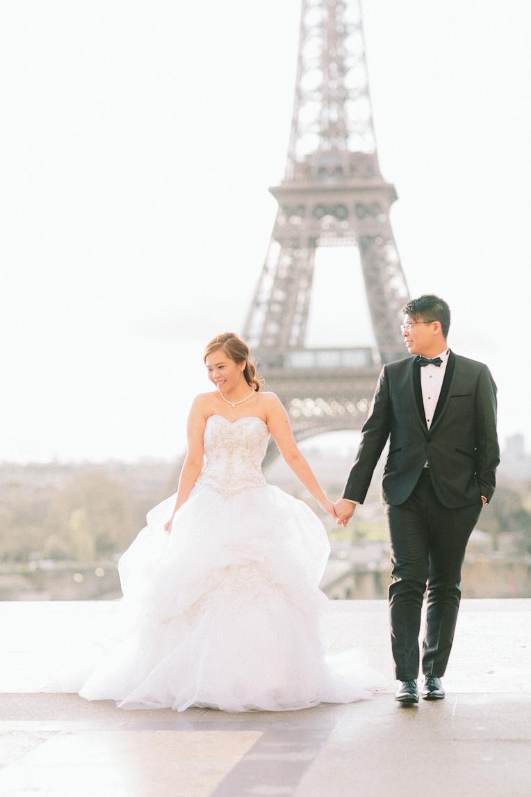Pre wedding Paris French Grey Photography 005