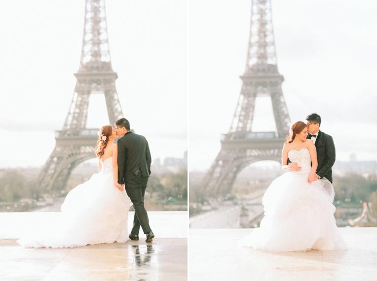 Pre wedding Paris French Grey Photography 006
