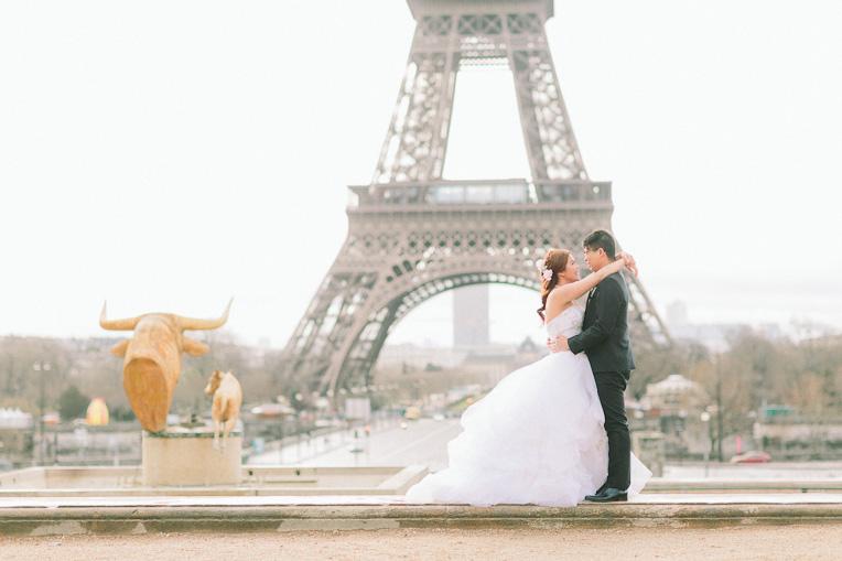 Pre wedding Paris French Grey Photography 009