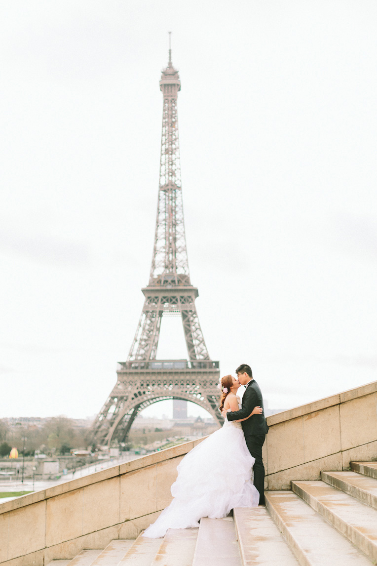 Pre wedding Paris French Grey Photography 016