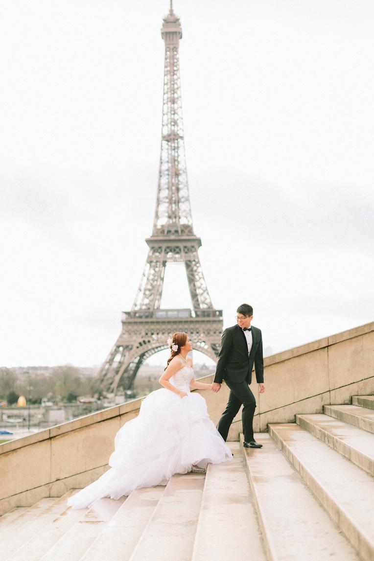 Pre wedding Paris French Grey Photography 017