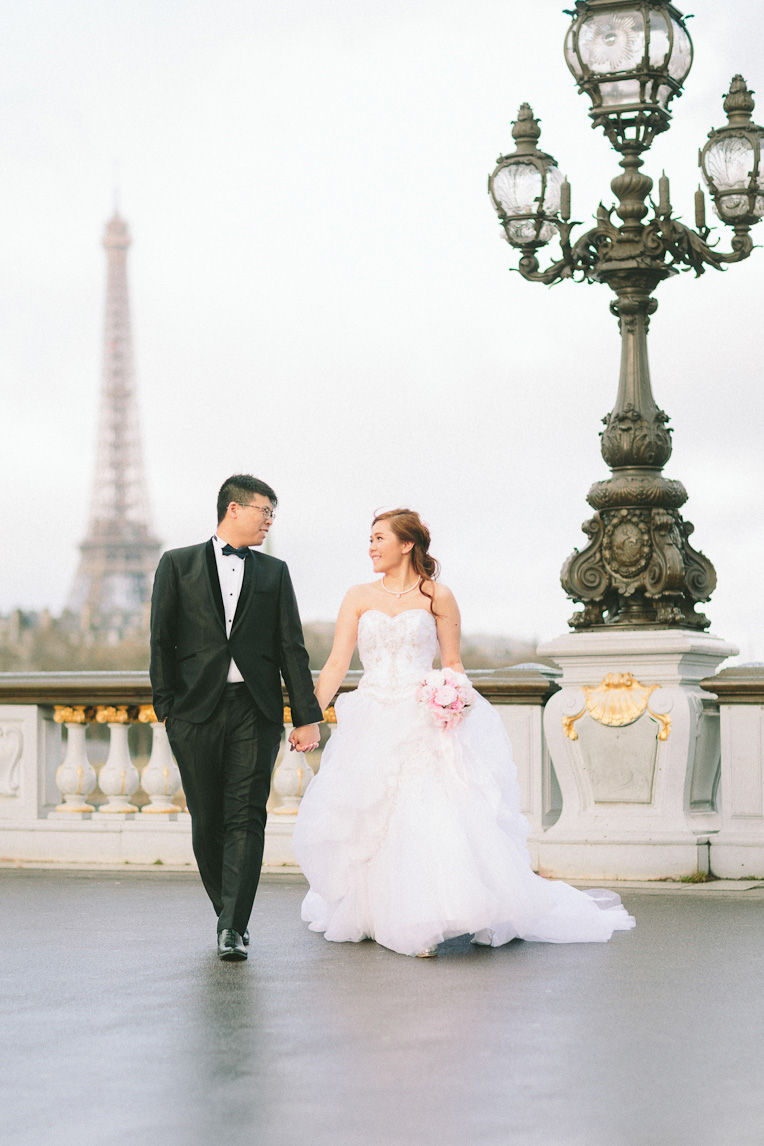 Pre wedding Paris French Grey Photography 019