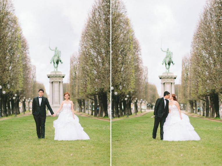 Pre wedding Paris French Grey Photography 027