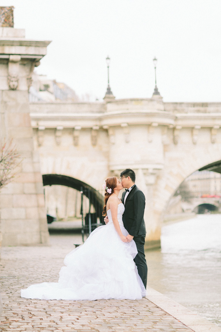 Pre wedding Paris French Grey Photography 032