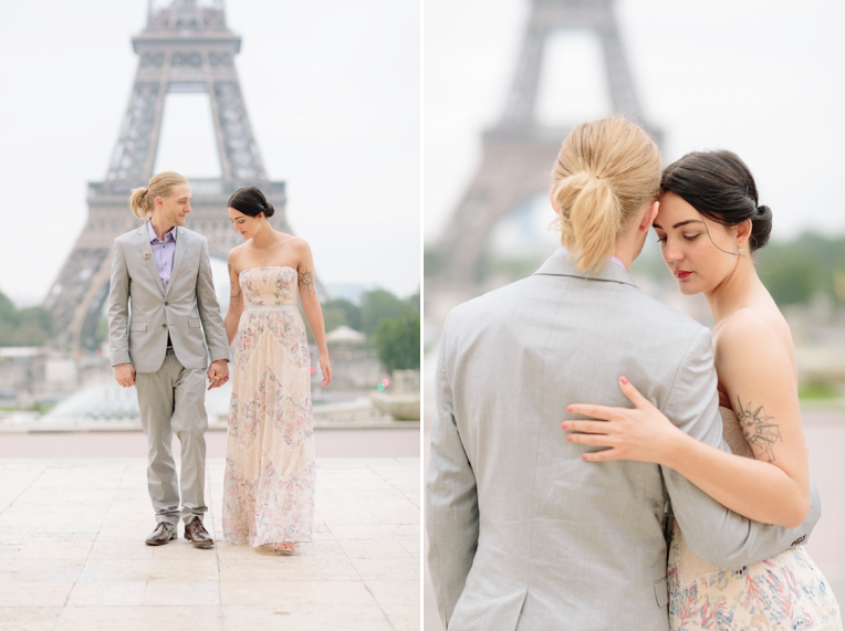 Paris engagement French Grey Photography 026