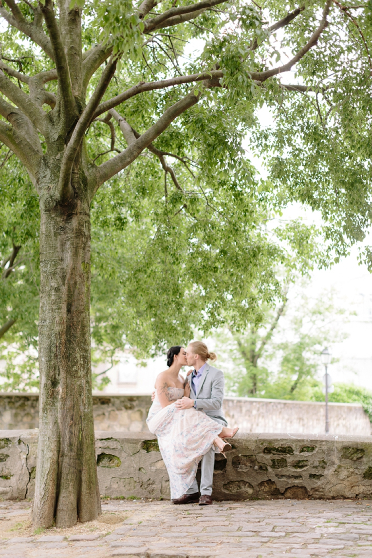 Paris engagement French Grey Photography 121