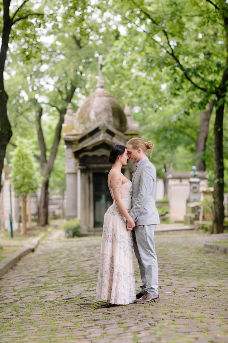 Paris engagement French Grey Photography 152