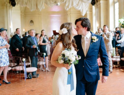 Chateau de Vallery wedding