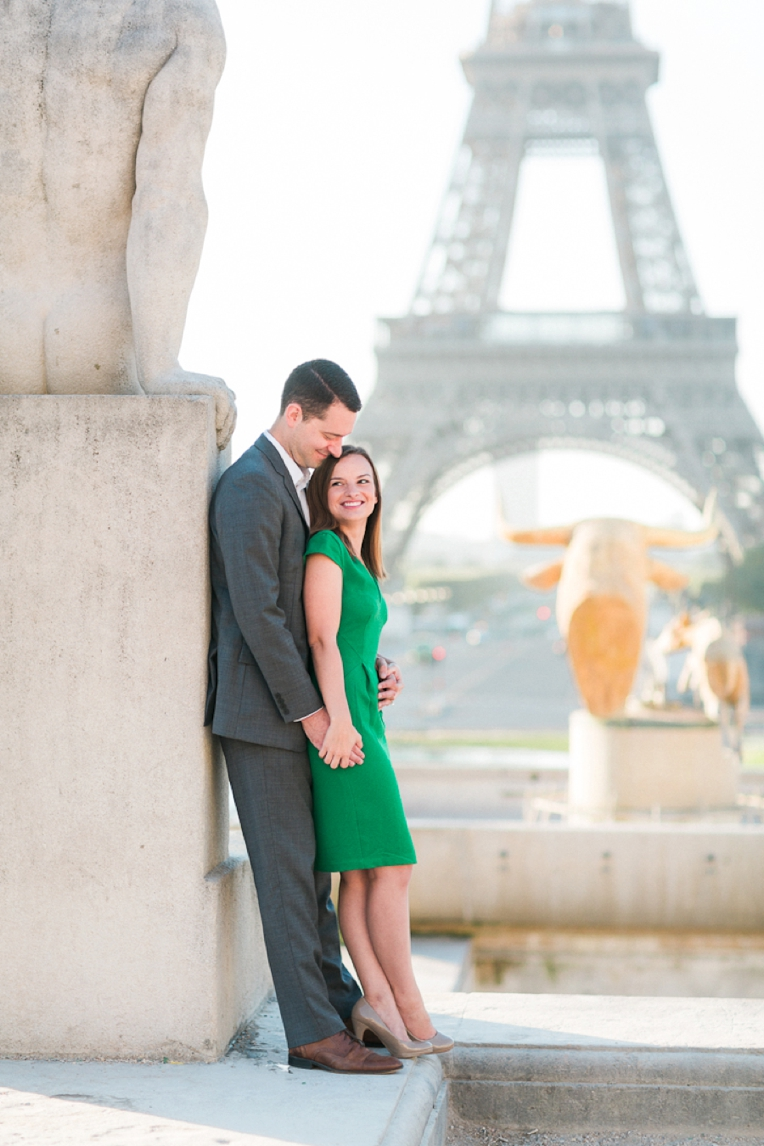 Paris engagement French Grey Photography 028