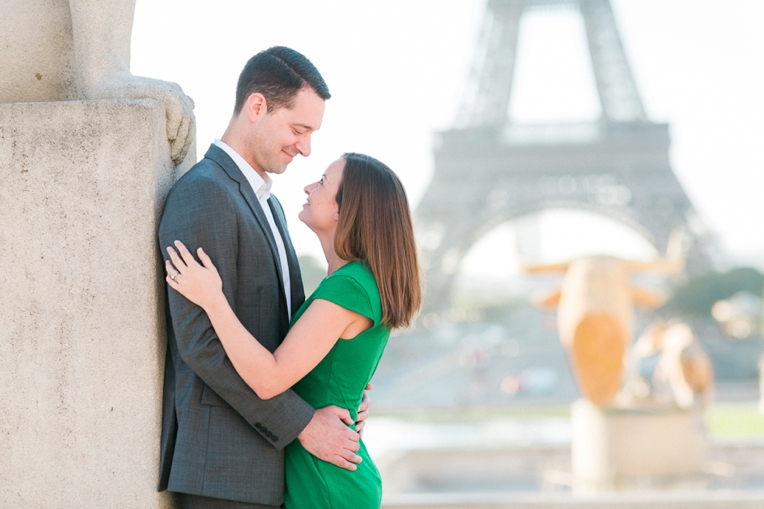 Paris engagement French Grey Photography 030