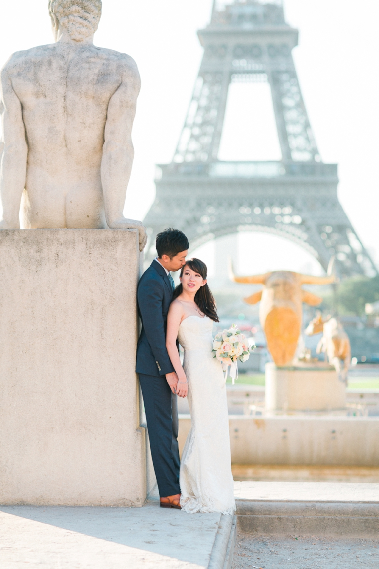 Pre wedding Paris French Grey Photography 012