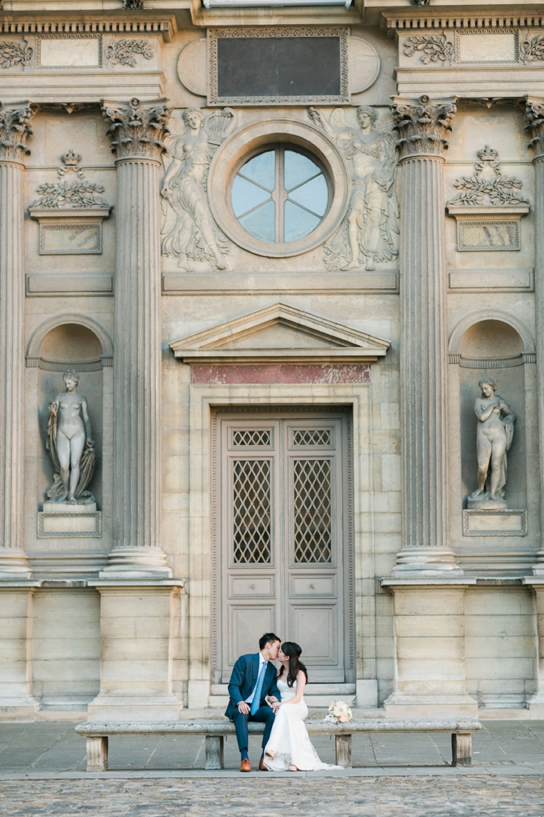 Pre wedding Paris French Grey Photography 038