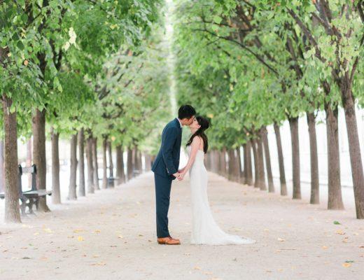Paris photographer pre wedding