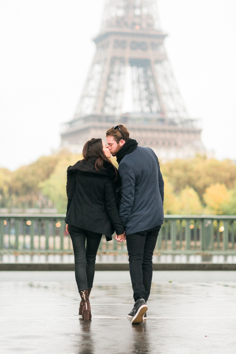 Paris Engagement French Grey Photography 013