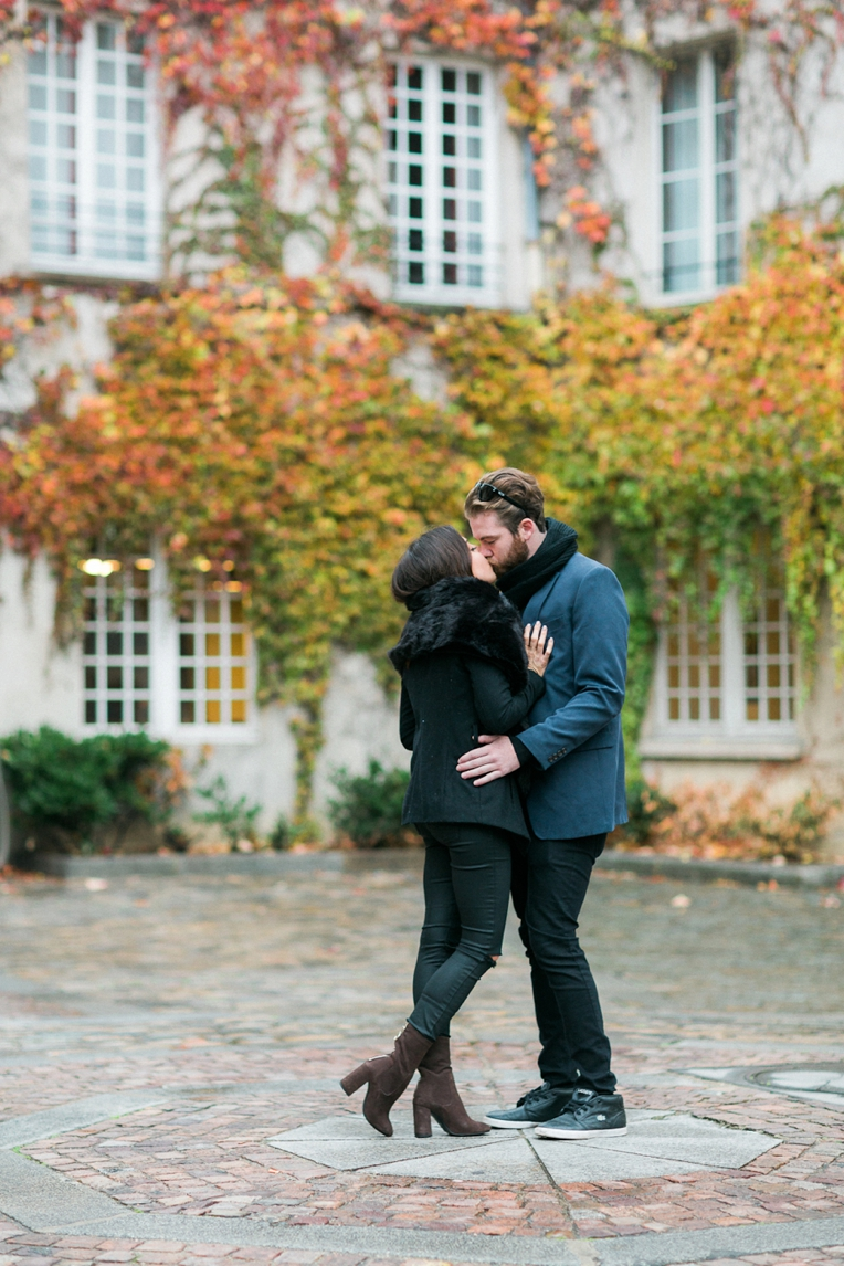 Paris Engagement French Grey Photography 046